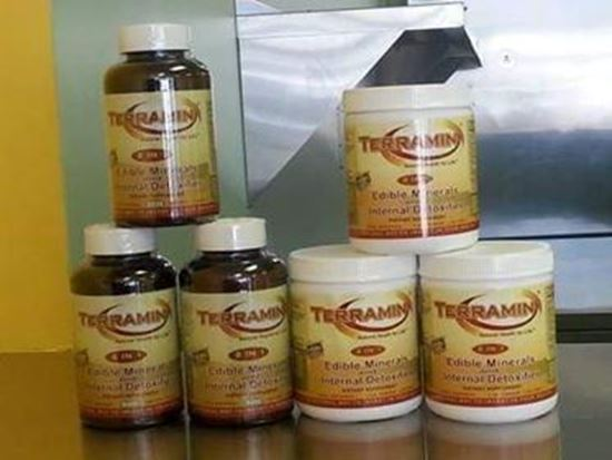 Picture of Terramin Tablets - 250 count